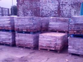 Reclaimed Belfast Bricks