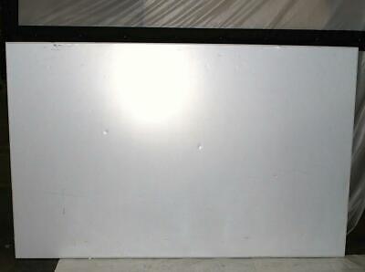 3m Dep7248a 72x48 Aluminum Frame Dry Erase Board Porcelain As Is 800122835