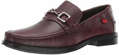 Marc Joseph New York Mens Astoria Leather Round Toe Penny, W