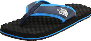 Men's North Face Base Camp Flip Flop Dp Water Bl NIB SAVE 40% OFF MSRP DEAL!!!!
