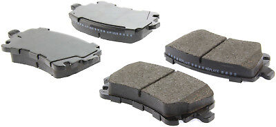 Disc Brake Pad Set-GT Rear Centric 105.10180