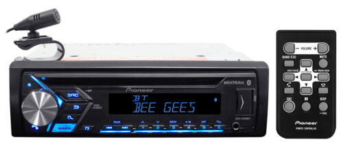 Pioneer DEH-S4000BT In-Dash Car CD/AM/FM Stereo Receiver w/Bluetooth/Pandora