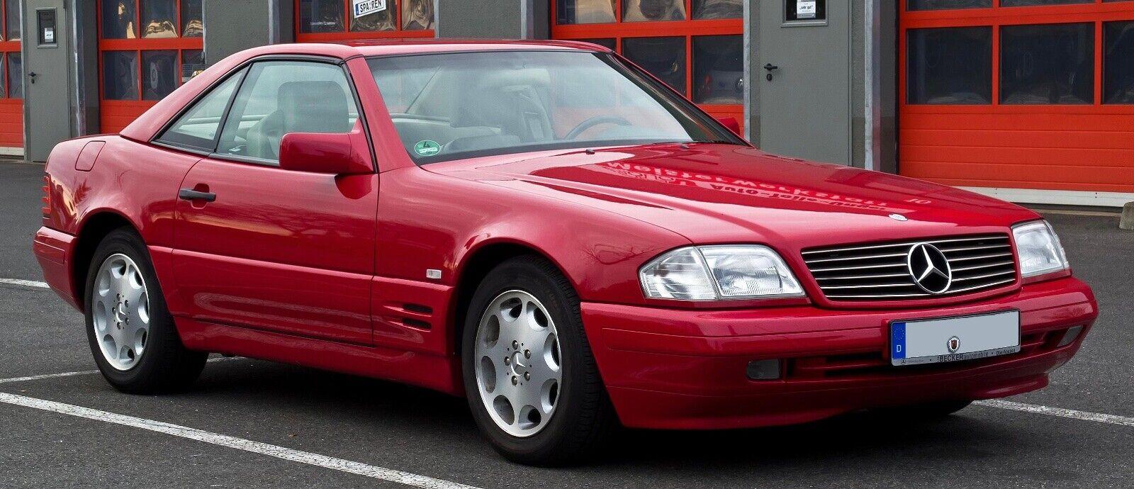 Abbildung des Autos Suche ein Mercedes-Benz …