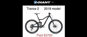 0211e2b27a8 giant trance | Men's Bicycles | Gumtree Australia Free Local Classifieds