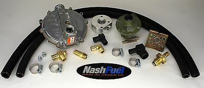 Tri-fuel Propane Natural Gas Conversion Kit Generator Kohler Ch20 Ch25 Ch730 Ch