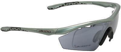 Swiss Eye Sportbrille *SOLENA RX* Grey Metallic Matt / Black