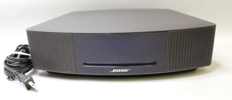 BOSE WAVE MUSIC SYSTEM IV SOUNDTOUCH 417788-WMS - NO REMOTE