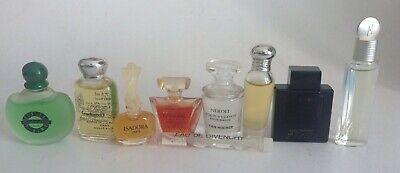 Lot de miniatures flacons échantillons de parfum VOIR PHOTOS Isadora #15