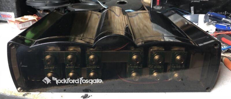 New Old School Rockford Fosgate CPCC2 100 Farad Capacitor,RARE,Fosgate,USA,16v