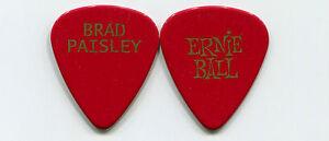 BRAD PAISLEY 2012 Reality Tour Guitar Pick!! Brad's custom concert stage Pick #1
