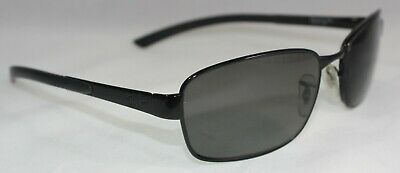 Ray-Ban 3413 002 Frame Only Prescription Lenses Black - SHIPS CANADA & (Ray Ban Prescription Lenses Only)