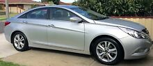 2010 Hyundai i45 with 12 months rego & Books Kings Park Brimbank Area Preview