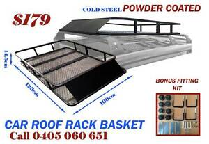 NEW CAR ROOF RACK BASKET 123cm*100cm*14.5cm Brisbane City Brisbane North West Preview