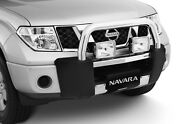 NISSAN NAVARA D40 NUDGE BAR GENUINE NISSAN Wingfield Port Adelaide Area Preview