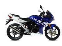 Superbyke rsp 125 cc