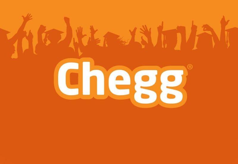 Chegg 5 Unlocks For $3.00 (0-8 Hours)