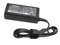 GENUINE ORIGINAL TOSHIBA PA3917U-1ACA 19V 3.42A 65W AC POWER SUPPLY CHARGER