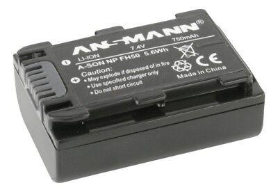 ANSMANN Akkupack A-Son NP FH 50 Ersatz für Kamera Sony DCR-DVD 106… 5044623