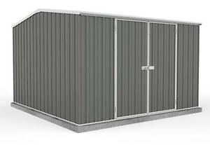 Garden Shed 3.0m x 3.0m Woodland Grey Tarneit Wyndham Area Preview