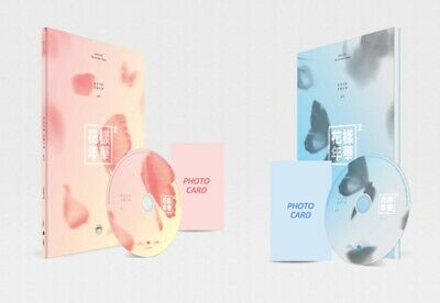 BTS 4th Mini Album [In The Mood For Love] PT.2 Random Ver CD+Photobook+Photocard