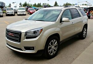 2014 GMC Acadia SLT Leather AWD Bose Sound Warranty