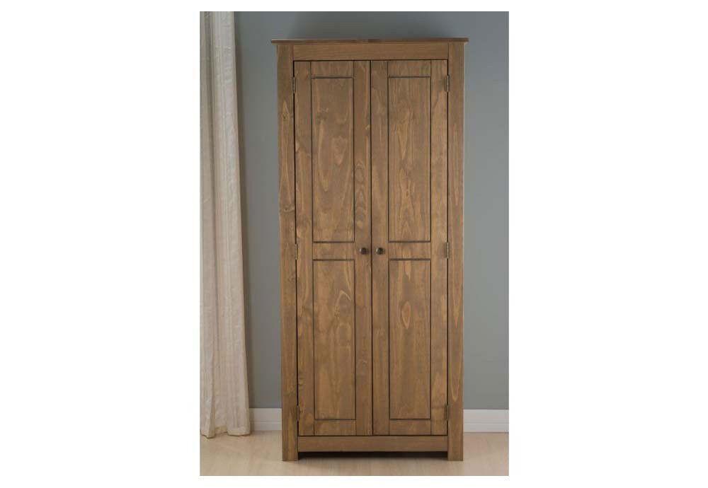 Birlea 2 Door Wardrobe