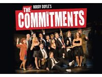 The Commitments tickets - HMT Aberdeen 11th March 2017