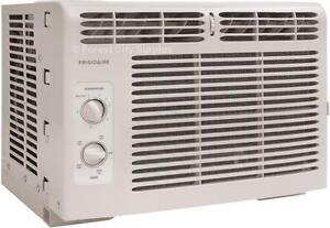 FRIGIDAIRE - 6000 BTU NEW IN BOX AIR CONDITIONER - AMAZING SURPLUS PRICES - Why pay more at big box stores?