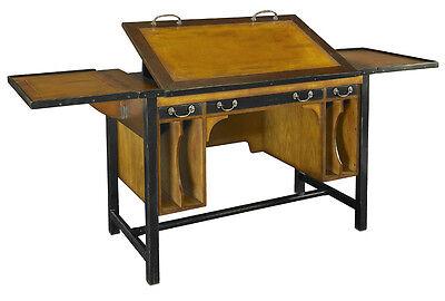Bureau Architecte Architects Desk 30 Drafting Table Wooden Office Furniture New