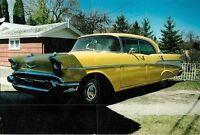 1957 Chevrolet Bel Air/150/210 Sedan