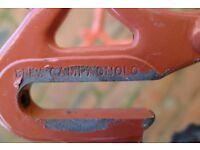 Holdsworth Mistral road bike, vintage, Campagnolo, L'Eroica