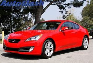 2010 Hyundai Genesis Coupe GT V6 3.8L * Cuir/Leather * Toit-ouvr