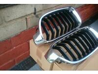 BMW 320 m sport front grills