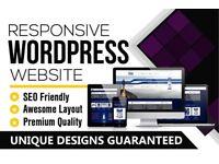 CHEAP WEBSITE DESIGN / WORDPRESS DEVELOPMENT (FROM £30)