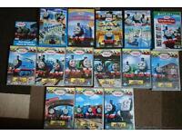 Thomas and Friends dvd bundle