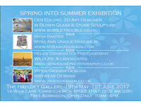 Spring into Summer Mixed Media Exhibition