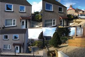 2 Bedroom House in Pitlochry to rent