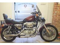 DEPOSIT RECEIVED SUPERB CONDITION 2000 HARLEY DAVIDSON XL1200S STAGE 1 MANY EXTRAS
