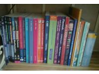 Lots of childcare study books as new condition