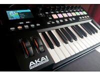 Akai Advance 25 Midi Controller Keyboard