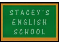 Online Skype English Tutor