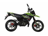 KSR Moto TR SM50 Competition - 2 Year Parts & Labour Warranty