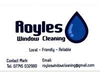 Window Cleaner (Wash on Request)