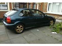 Honda civic vti any swap for a Subaru call me on 07448407609