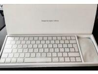New Apple Magic Mouse & Magic Keyboard 2 - Unused