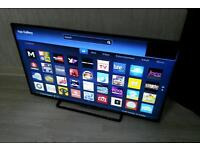 50 inch Philips LED Smart TV