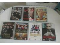 9 DVD BOXSETS ( Peter )