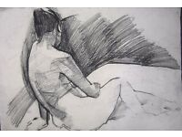 Life drawing classes in Wanstead E11