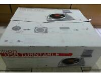 Ion usb turntable ittusb like new in box with manual recive and other bits! Can deliver or post!