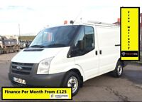 Ford Transit 2.2 300, One Owner From New, Full Service History, 1 Year MOT, Warranty, Mileage 99K,
